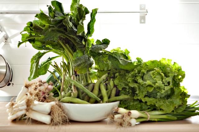 Cesta semanal de verduras nº 23