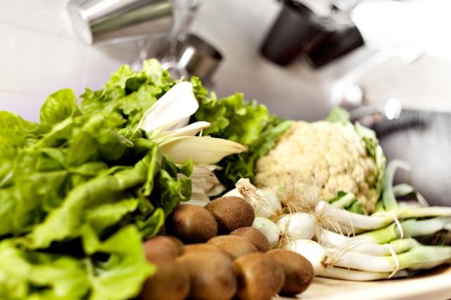 Nuestra cesta semanal de verduras ecológicas nº 17