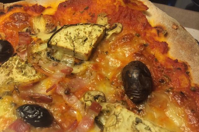 pizza verano